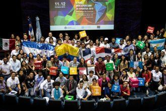 Josué Cover en Santo Domingo, República Dominicana en el II Foro Iberoamericano de Juventud